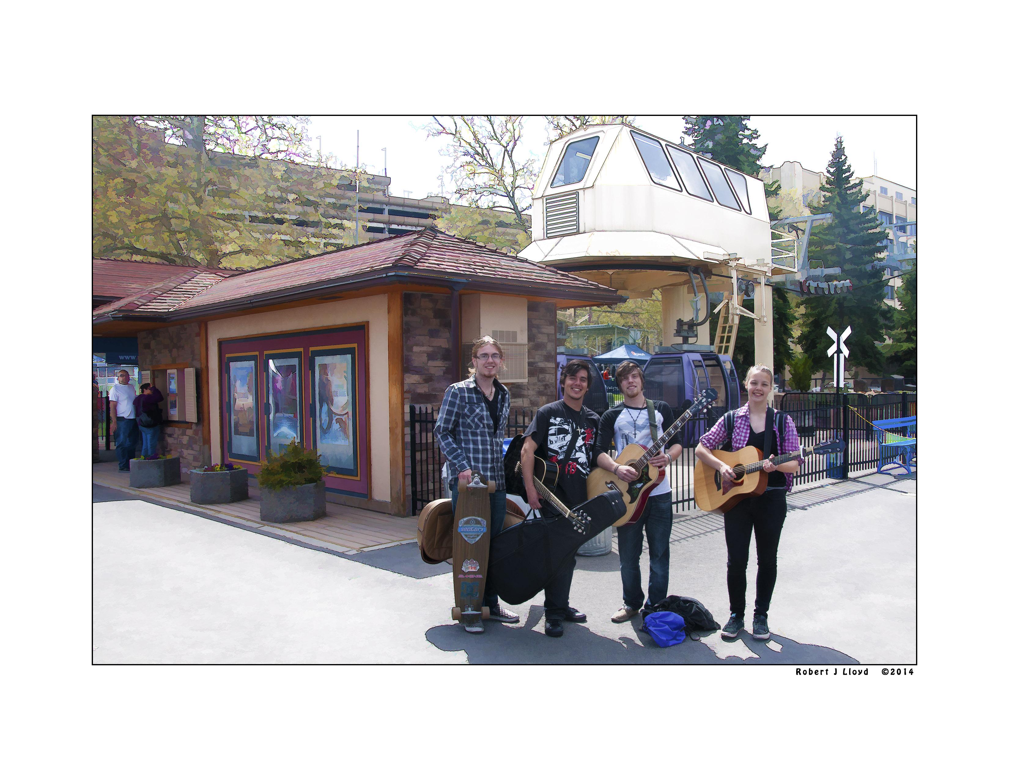 Spokane  Musicians