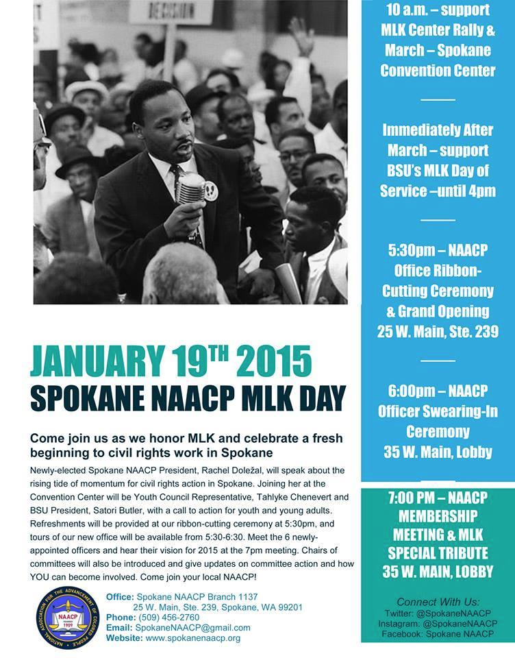 MLK Events 2015